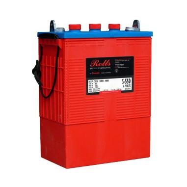 Batería Solar ROLLS 6v/512Ah