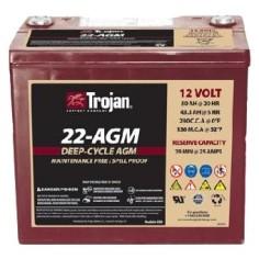 Batería Trojan 22-AGM...