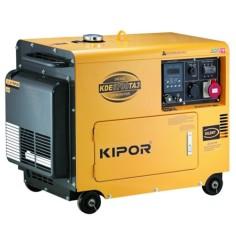 Generador Kipor KDE6700TA3...