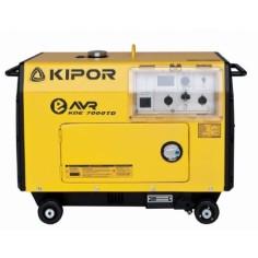 Generador Kipor KDE7000TD...
