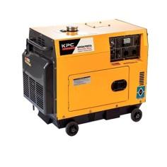 Generador KPC KDG6700TA Diésel