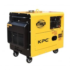 Generador KDG7500TA Diésel