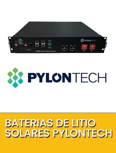 Baterías de Litio Solares Pylontech
