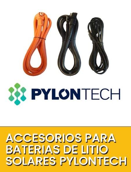 Accesorios para Baterías de Litio Pylontech