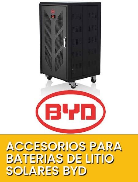 Accesorios para Baterías de Litio BYD