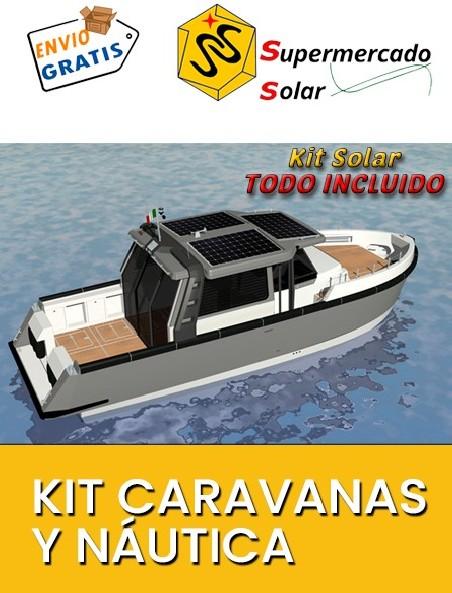 Kits caravanas y náutica