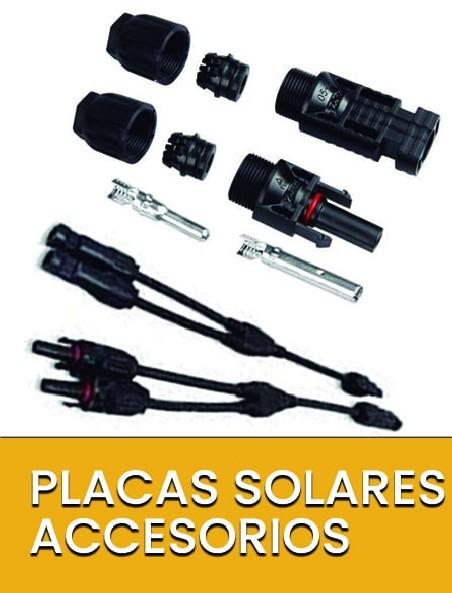 Accesorios para placas solares
