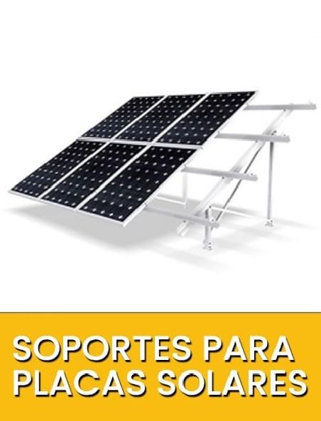 Soportes para placas solares