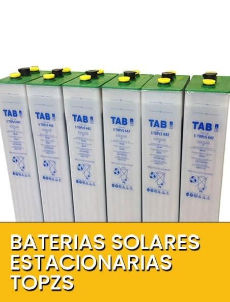 Baterías solares Estacionarias TOPZS 2V