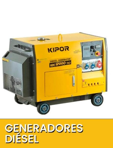 Generadores Diésel
