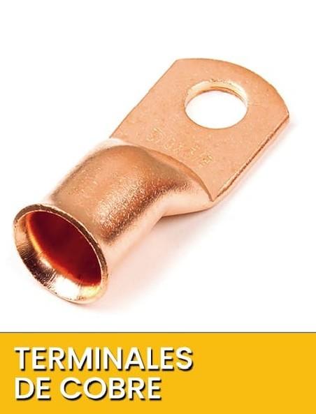 Terminales de cobre
