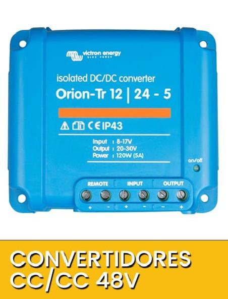 Convertidores CC/CC 48V