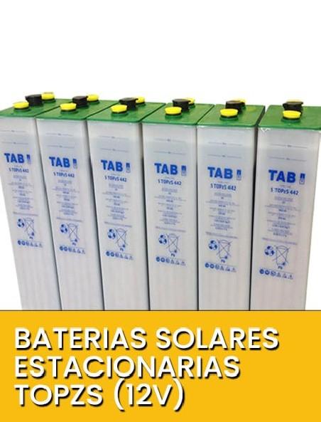 Baterías solares estacionarias TOPZS 12V