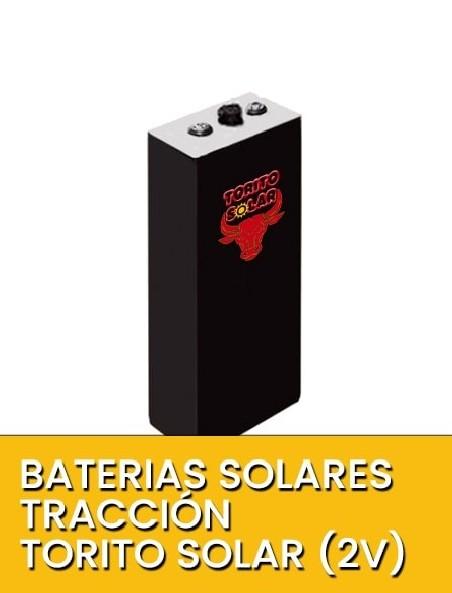 Baterías solares tracción HDI OPZS 2V