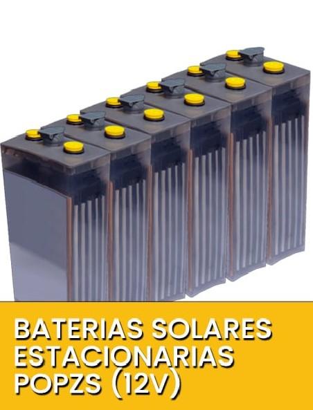 Baterías solares estacionarias POPZS 12V