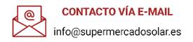 Contactar con el Departamento de Att. al cliente de Supermercados Solar
